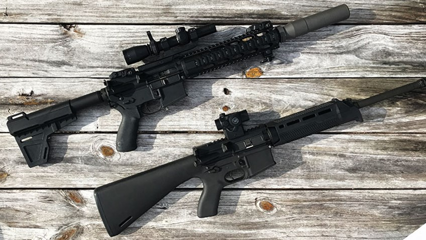 Tactical to Practical: Hog Hunting with an AR-15