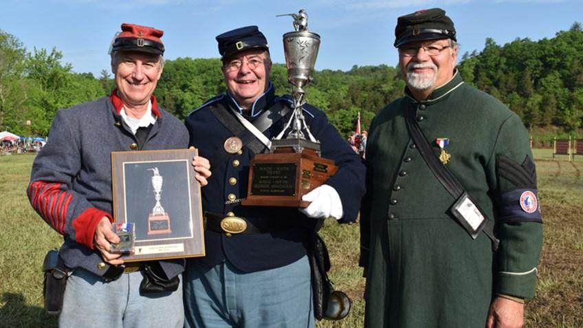 North-South Skirmish Association's 137th National Skirmish Winners