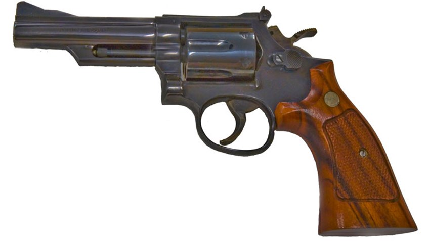 A Look Back at the Smith & Wesson Model 19