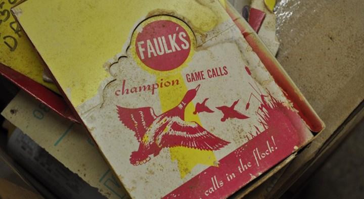 A Tour of Faulk's Game Call Company