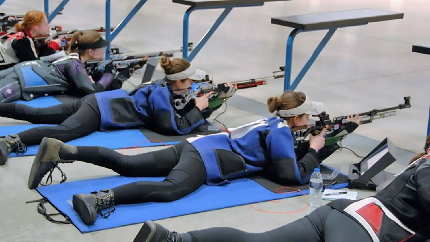 Don't Miss the Chance to Attend NRA Junior Smallbore Camp!