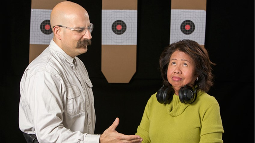 How to Deal With Unsolicited Advice on the Range