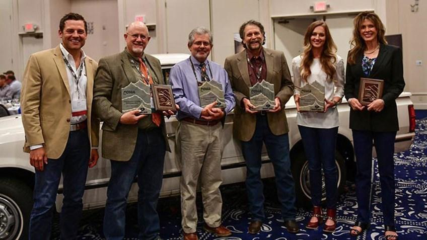 NRAHLF.org Wins National POMA Writing Awards