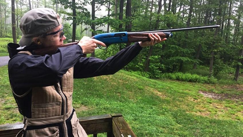 2018 NRA Women's Wilderness Escape Touts Outdoor Adventure