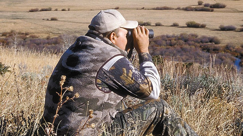 Binoculars: A Beginner's Guide