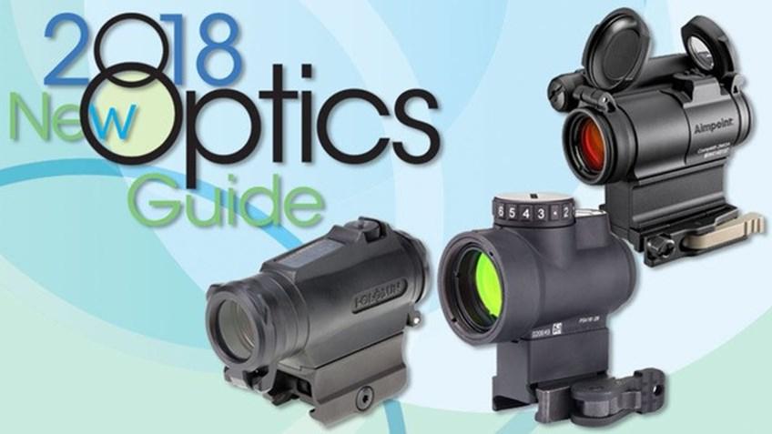 12 New Red-Dot Optics for 2018