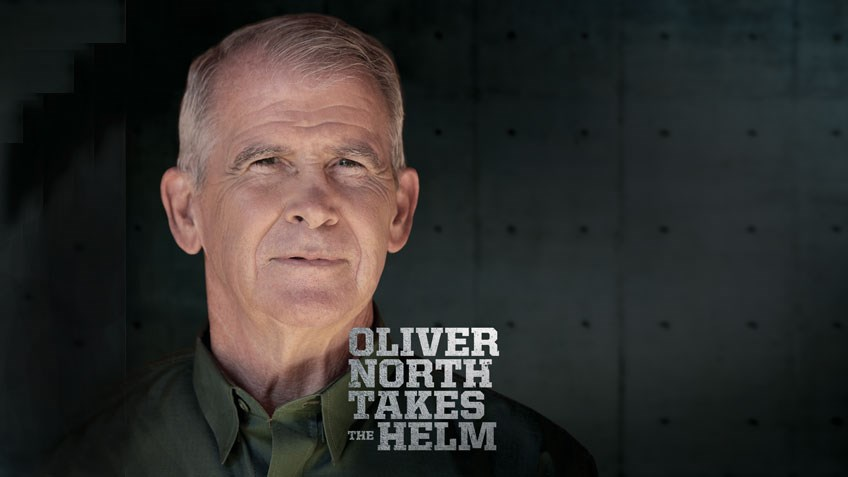 Oliver North to Take the Helm