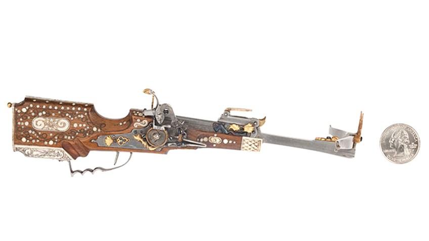 Throwback Thursday: Miniature Guns