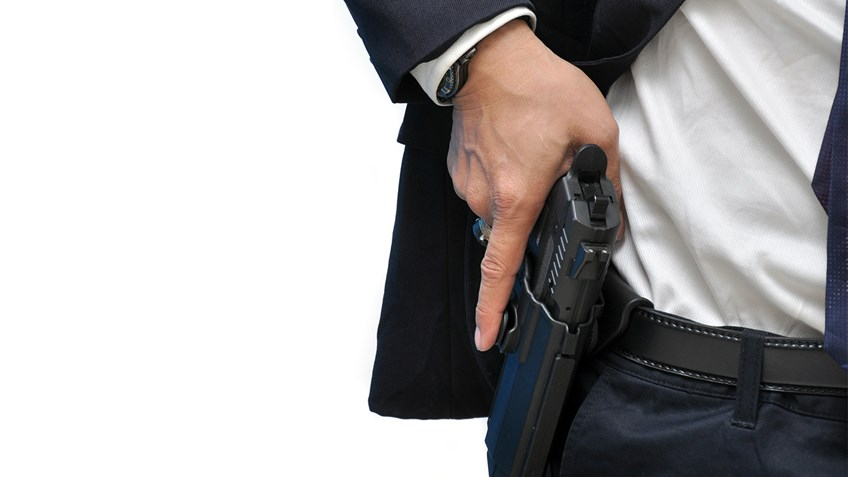 Letter to the Baltimore Sun: Gun laws won't prevent another mass shooting, but conceal carry would