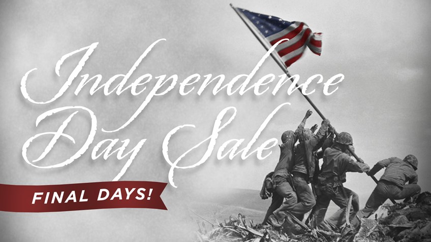 NRAstore Highlight: Shop the Independence Day Sale through Friday!