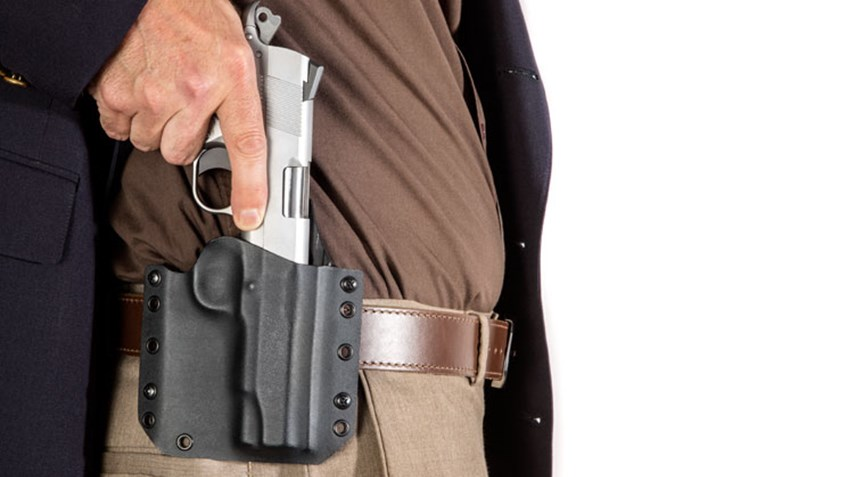 Concealed-Carry Holsters: Separating Good from Bad