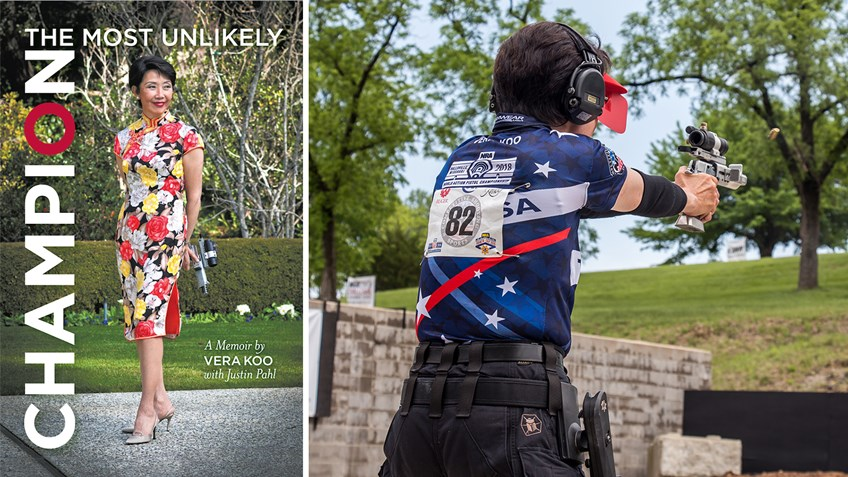 Sport Shooting Best Therapy For Action Pistol Shooter Vera Koo