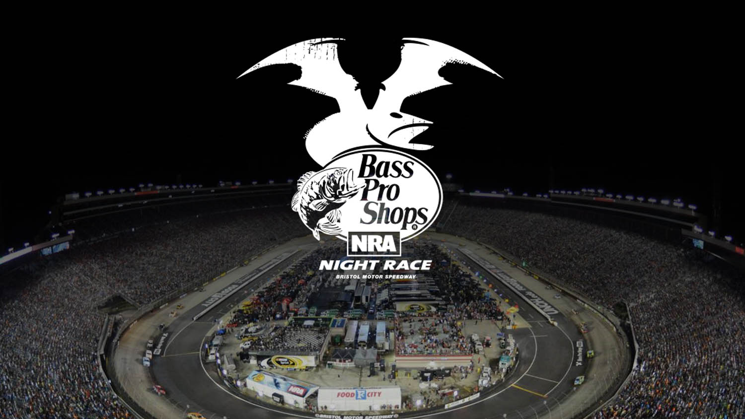 Bass Pro Shops NRA Night Race Coming Aug. 18 at Bristol Motor Speedway