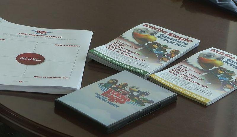 WMBF: South Carolina deputies teach kids gun safety with NRA's Eddie Eagle program