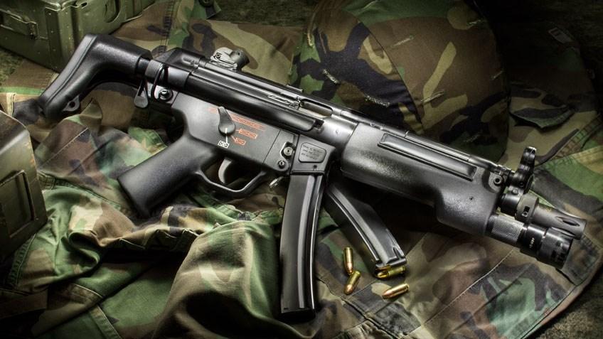 Classic Guns: Heckler & Koch MP5