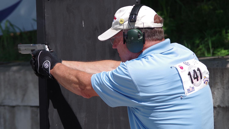 Shooter's Log: Action Pistol