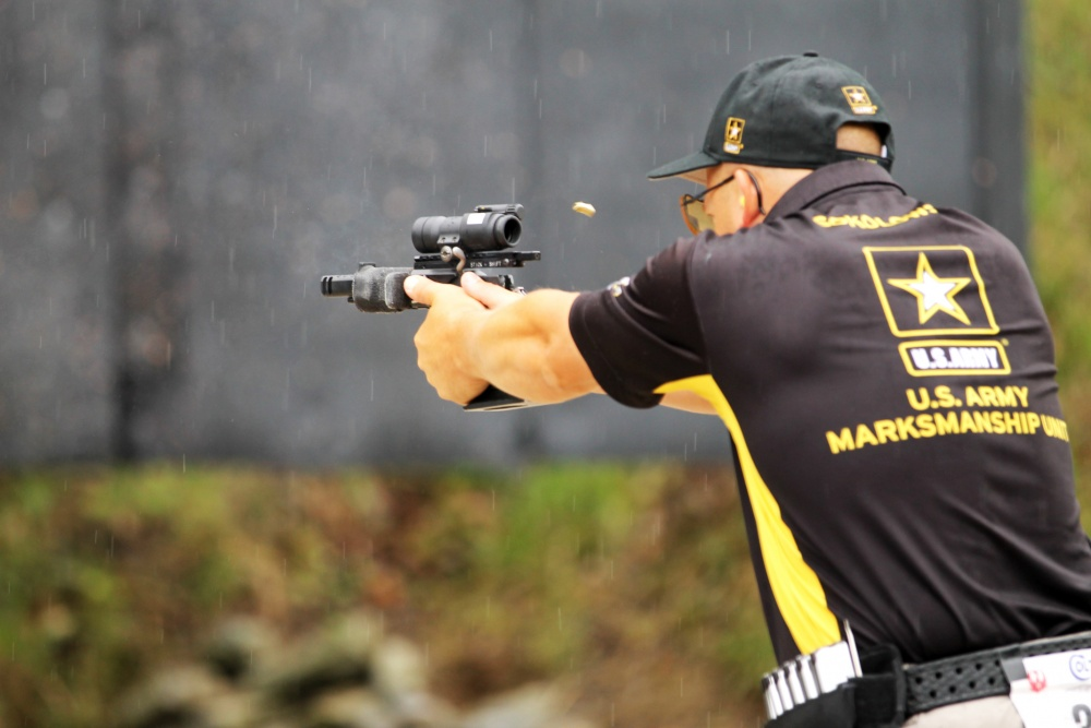 Indian Valley alum places in NRA shooting competitions