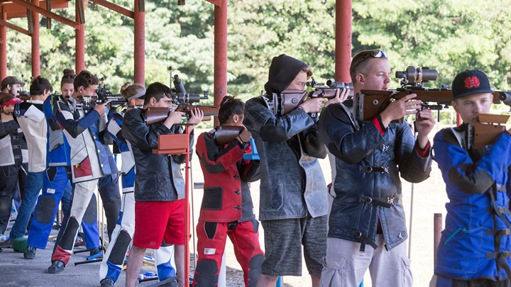 Gallery: 2018 Smallbore Conventional 3-Position Championships