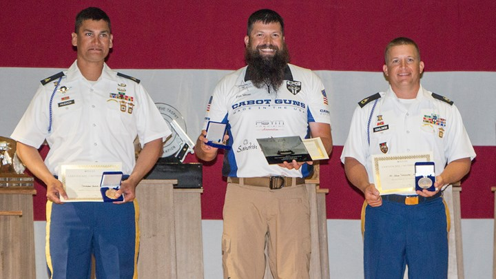 Gallery: 2018 NRA Pistol Nationals, Camp Perry Highlights