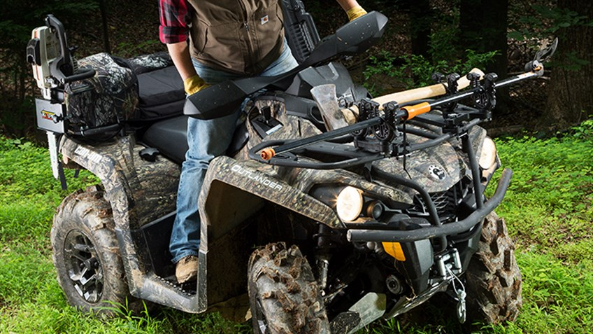 Must-Have ATV Gear for Hunters