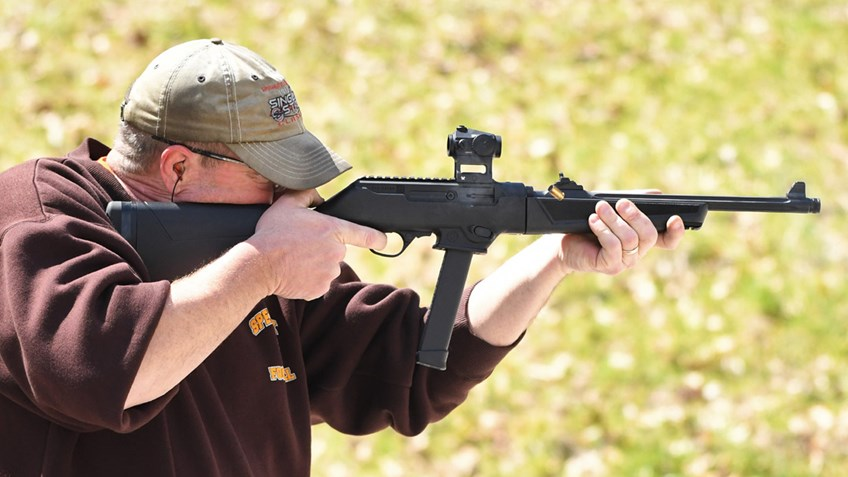 Ruger PC Carbine: A Well-Thought-Out Gun