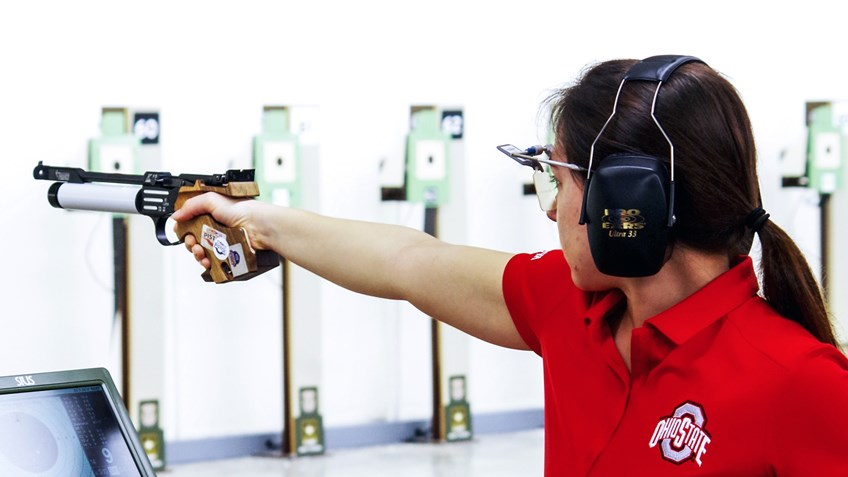 Shooting Sports USA's Competitor's Corner: August 2018