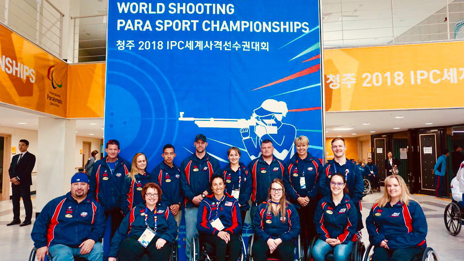 NRA Foundation Helps Send Paralympic Shooters to World Championships in South Korea