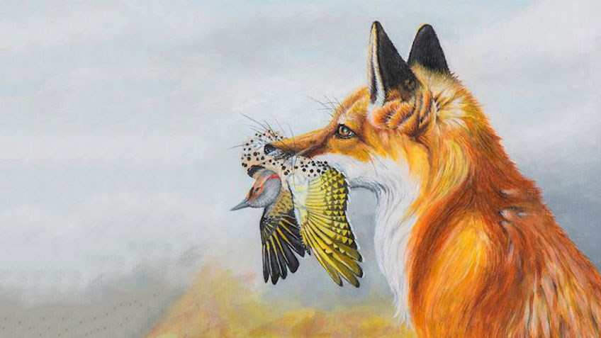 George Montgomery/NRA Youth Wildlife Art Contest Winners Announced