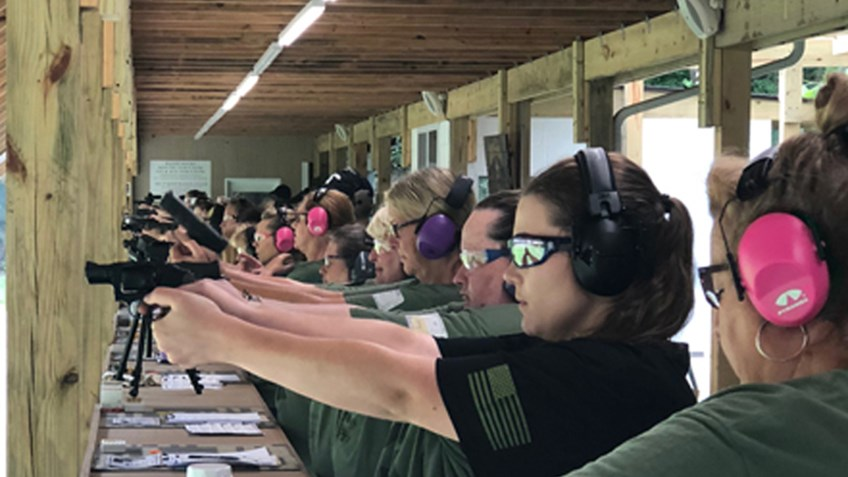 3rd Annual American Rifleman Ladies Pistol Project Wraps Up