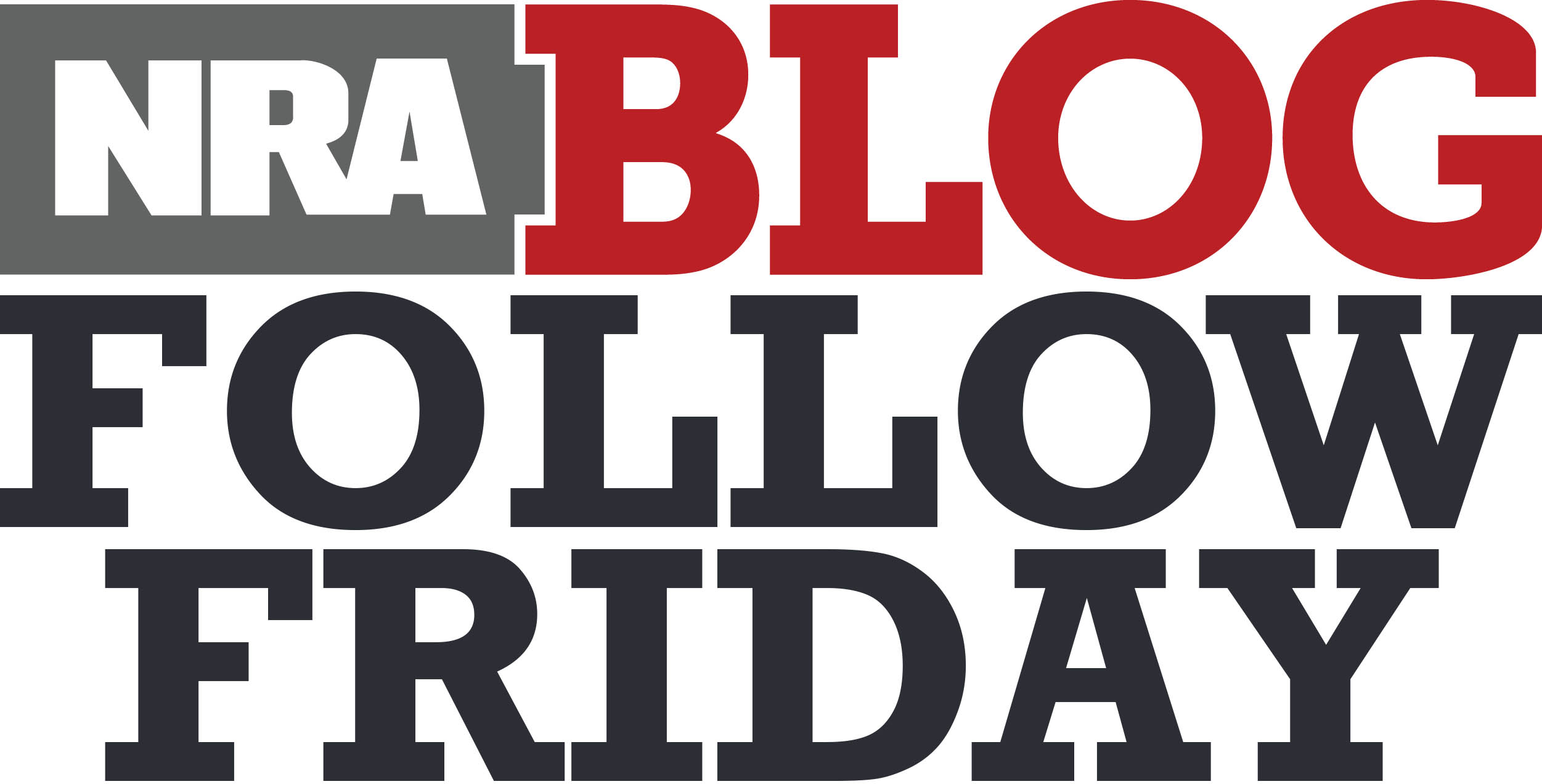 #FollowFriday! Follow NRA Blog and all great NRA accounts on Twitter!