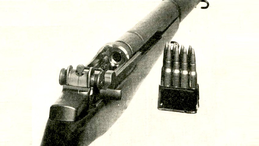 Origin Of The M1 Rifle In Competition At Camp Perry