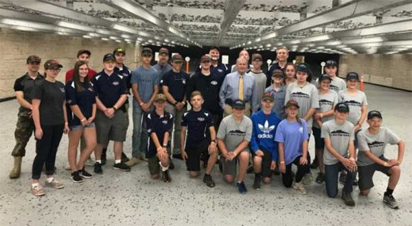 Ammoland: Virginia Hosts First Scholastic Action Shooting Program State Match at NRA Range