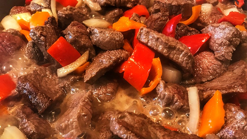 Recipe: Sweet and Sour Venison with Pineapple