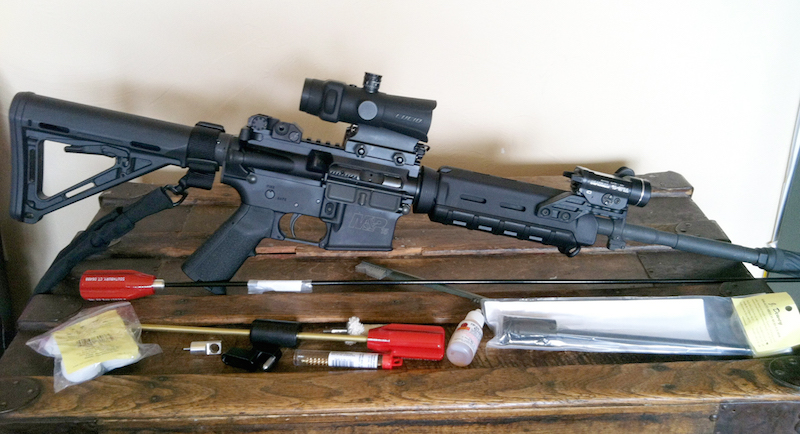 WATCH: AR-15 Quick-Cleaning Guide
