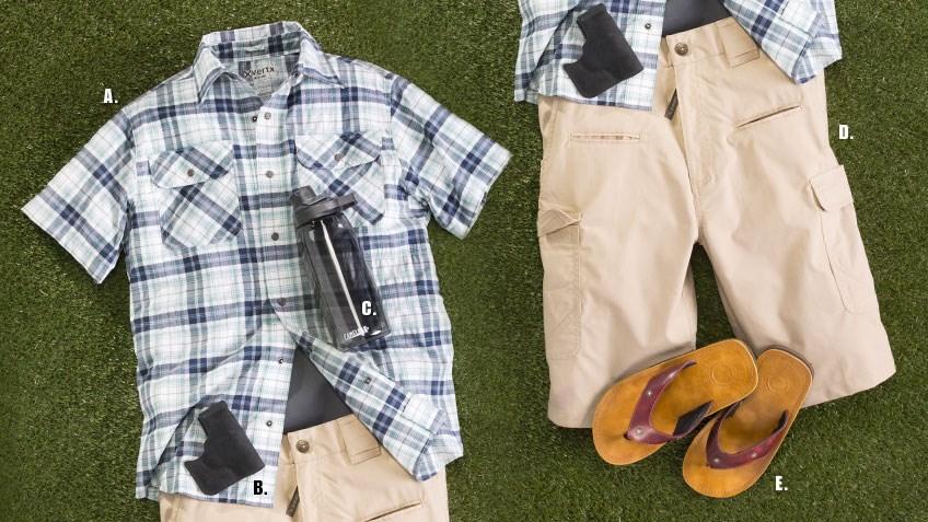 5 Gear Items for Summertime EDC