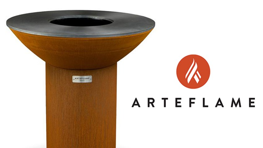 Arteflame is the New Official Grill of the NRA