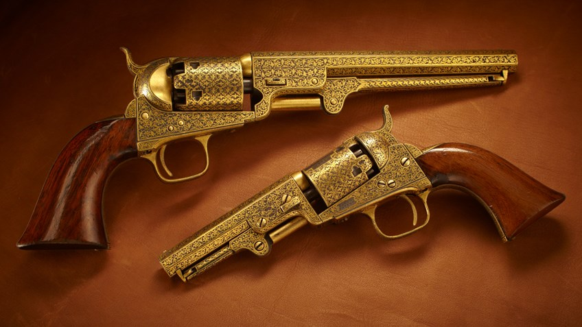 NRA Museums: Evaluating Firearms Condition
