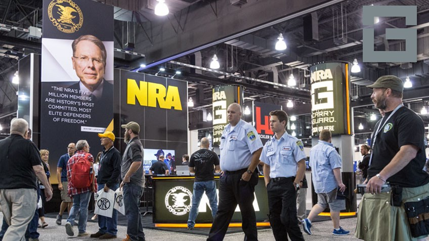 2nd Annual NRA Carry Guard Expo Comes to Virginia