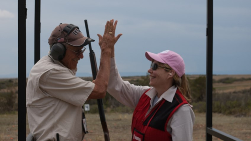 4 Reasons Being a Female Shooter Rocks