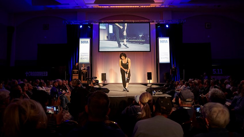Concealed Carry Fashion Show Returns to the NRA Carry Guard Expo in Richmond!