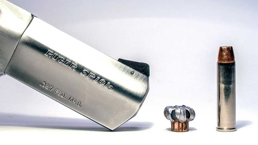 7 Reasons to Use .327 Federal Magnum for Self-Defense