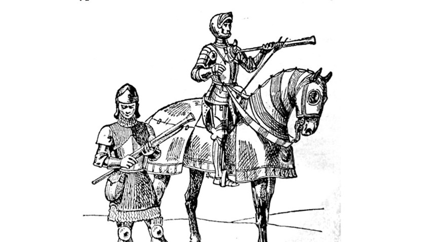 Throwback Thursday: 5 Medieval Thoughts on Guns