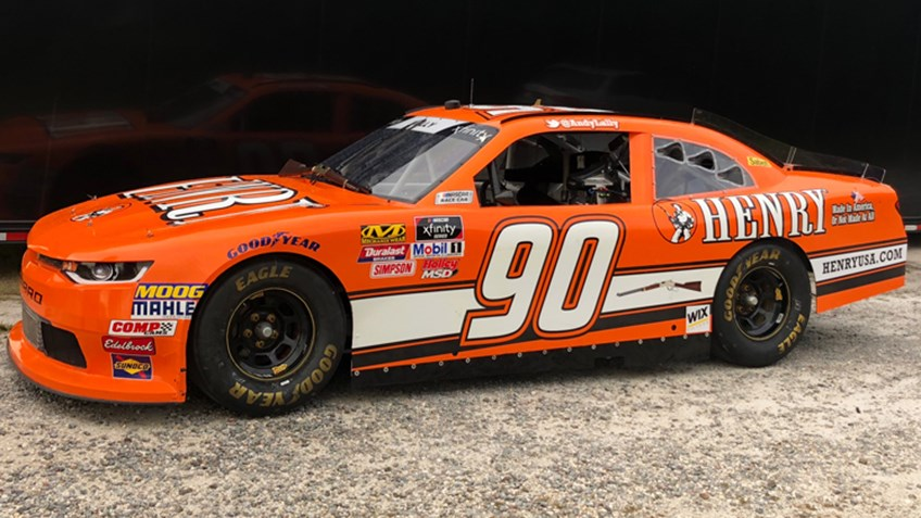 Henry Repeating Arms Announces First NASCAR Sponsorship