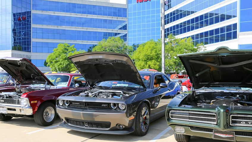 NRA Car & Truck Show Returns For Fourth Year in Fairfax Sept. 23