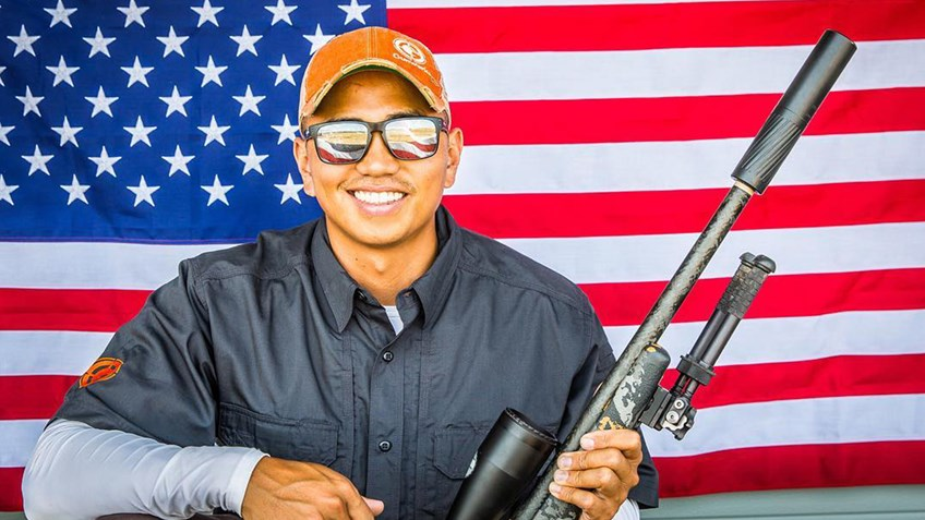 Phillip Velayo Bridges Gap Between Military, Competition For Precision Rifle Students