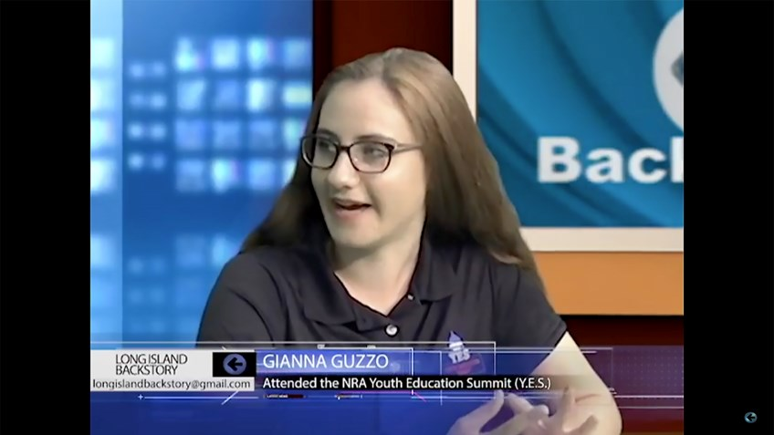 NRA Youth Education Summit Alumna Shares Her Story on Long Island