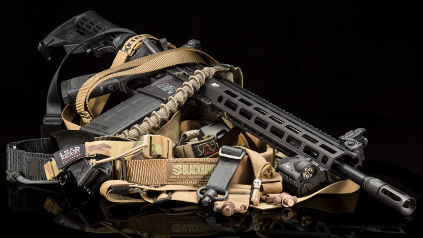 Rifle Sling Basics: Operation and Options