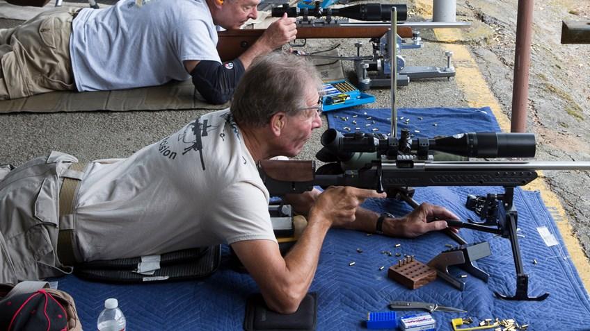 Results: Inaugural Smallbore Rifle F-Class National Championship