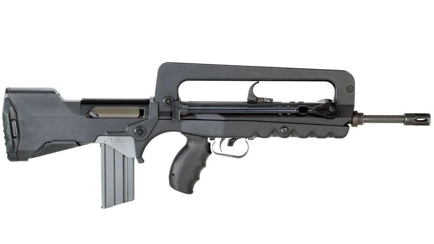 Classic Guns: French FAMAS Bullpup Rifle