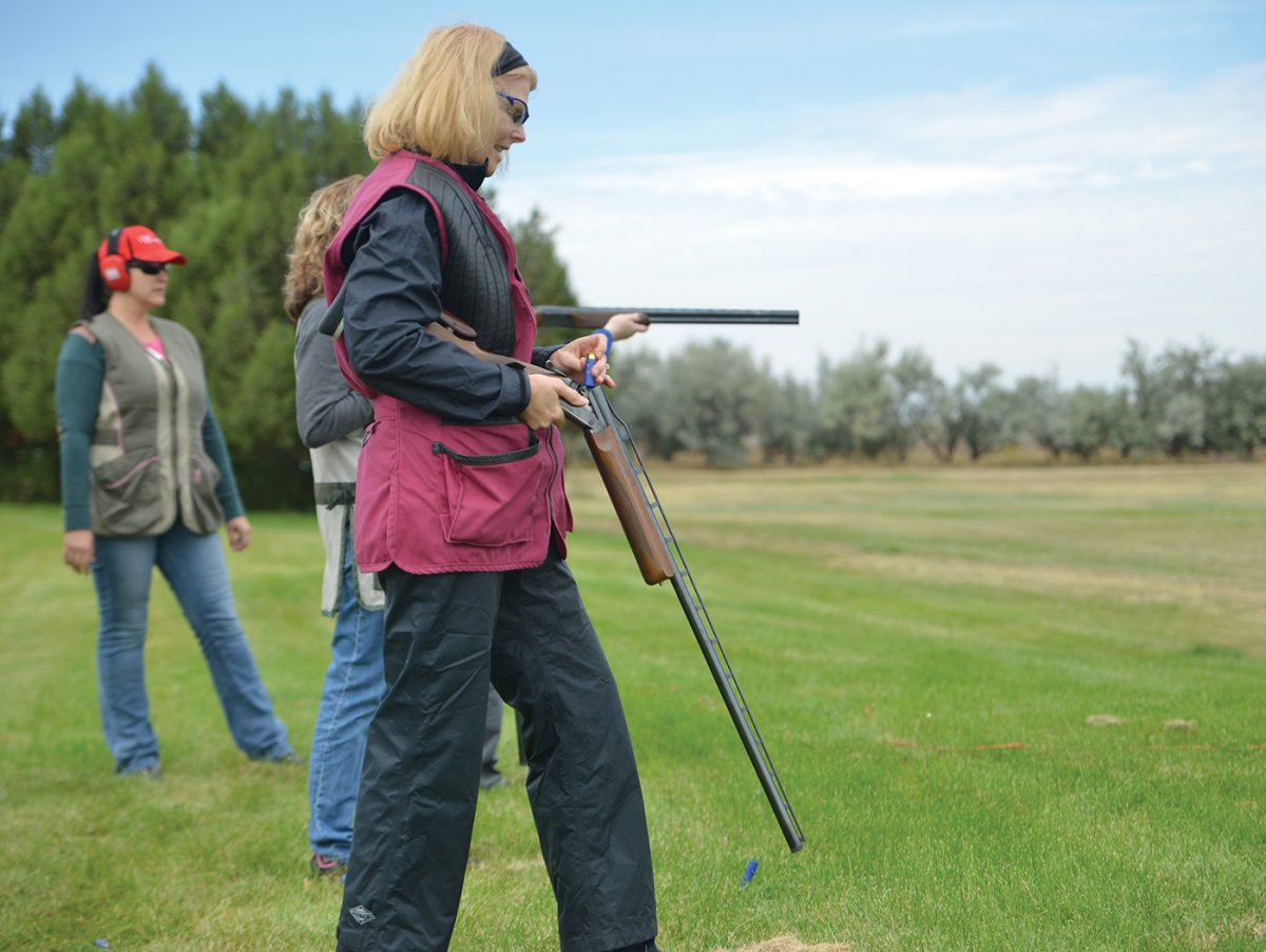 Sheridan Press: Women Learn About, Practice Shooting at NRA Women on Target Events